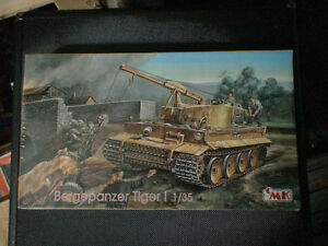 Tank kit metal parts, Russian Beagepanzer Tiger 1 1/35th scale Belleville Belleville Area image 1