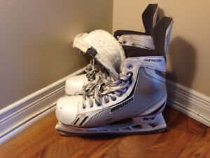 Patin Bauer Supreme one.6  limited edition