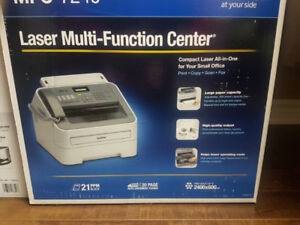 Printer, Scanner, Fax - ALL IN ONE - Quick Sale