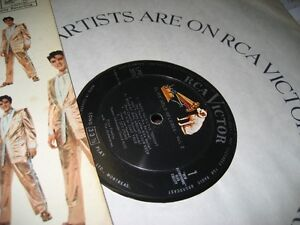 Reduced price ELVIS LP 50,000,000 FANS CAN'T BE WRONG Gatineau Ottawa / Gatineau Area image 3