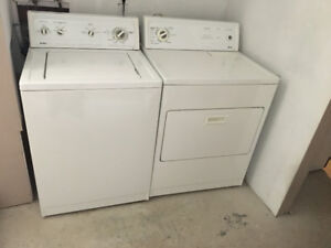 Kenmore Washer and Dryer for Sale Near Surrey Central