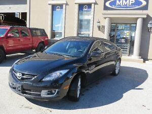 2013 Mazda Mazda6 GT Sedan w/extended warranty to 160000kms