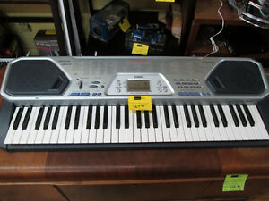 Casio CTK-491 Full Size Keyboard For Sale At Nearly New Peterborough Peterborough Area image 1