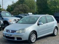 * 56 2007 VW VOLKSWAGEN GOLF 1.9 TDi MATCH + ALLOYS + STEERING CONTROLS *