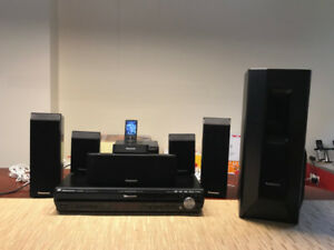 CINEMA MAISON / HOME THEATRE -- 1000W -- PANASONIC