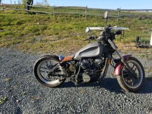 84 Honda bobber