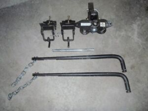 Weight distribution hitch (Sold PPU)