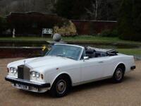 1981 ROLLS-ROYCE SILVER SHADOW 6.8 V8 2D AUTO