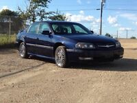MOTIVATED SELLER  MUST GO.  2000 Chevy Impala LS