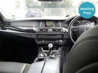 2014 BMW 5 SERIES 525d [218] SE 4dr