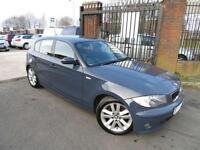 2007 07 BMW 1 SERIES 3.0 130I SE 5D 262 BHP EX POLICE FSH NATIONAL CRIME AGENCY