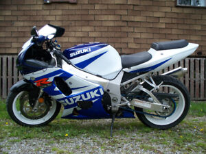 2002 Gsxr 750 | Kijiji in Ontario  - Buy, Sell & Save with