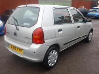 Suzuki Alto 1.1 GL + 5 DOORS + LOW MILEAGE + £30 YEAR TAX +
