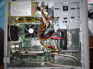 intel e5400 dual core 2.7 with GT 9600