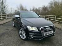 2014 64 Audi SQ5 3.0BiTDI 313ps s/s 8 Speed Tiptronic quattro FSH Private plate