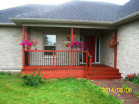 House for sale. 14 KM outside Fredericton 1637 Route 148 Durham
