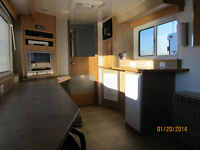 8x25 Executive office trailer for rental