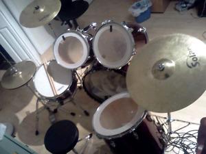 Drum kit batterie NEGO