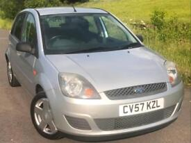 2007 Ford Fiesta 1.25 2007.25MY Style Climate