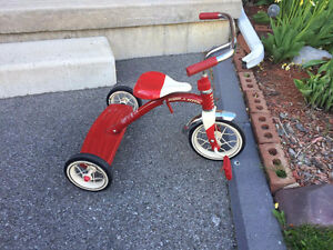 Radio Flyer Metal Tricycle New