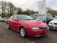 2004 Alfa Romeo 156 2.0 JTS Veloce 4dr