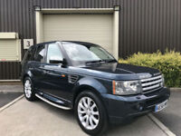 (56) 2006 Land Rover Range Rover Sport 2.7TD V6 auto 2006MY HSE