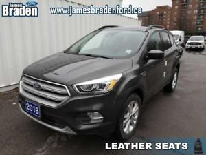 2018 Ford Escape SEL  - Leather Seats -  Heated Seats - $215.52