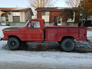 1970 FORD F250 HIGHBOY SALE PENDING