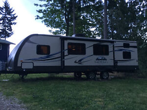 2012 sunset trail travel trailer