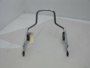 HD Quick Detatch Sissy bar Chrome 09-18 Touring