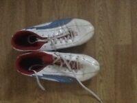 PUMA EVO SPEED - football boots - White