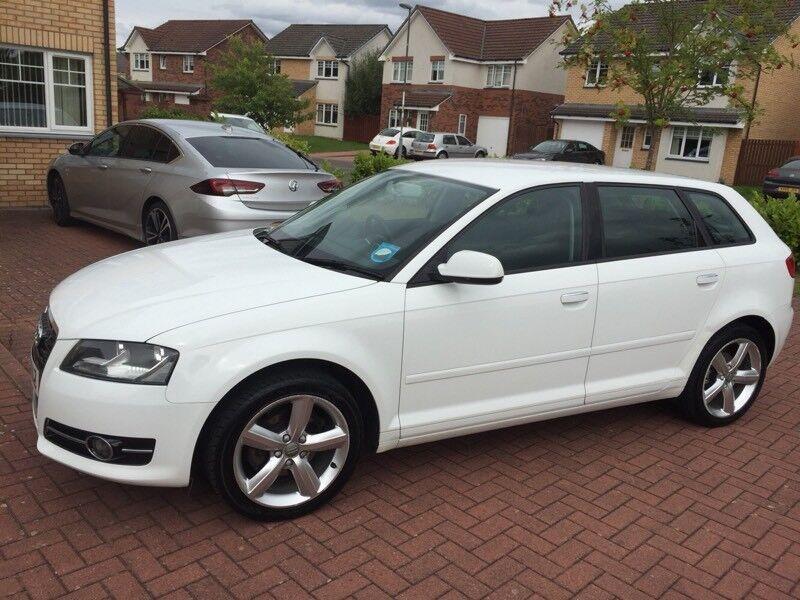 2010 Audi A3 Sportback 1.6 petrol 5dr | in Bellshill ...