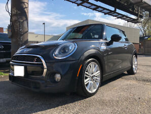 2014 MINI Cooper S  loaded!!!