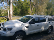 2014 ... DUAL CAB....3.2 TURBO DIESEL....FORD RANGER XL PX  Burleigh Heads Gold Coast South Preview