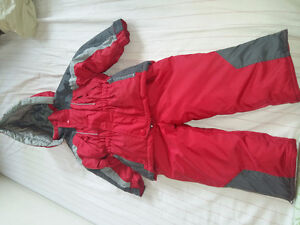 boy's branded snow suit sz 2 hardly used from Macy's