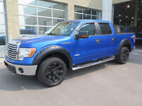 2012 Ford F-150 XLT ECOBOOST CREW CAB