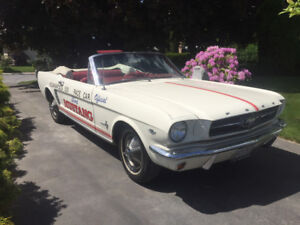 Collectible 1964 1/2 Mustang Convertible