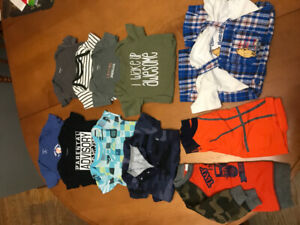Size 6-12 months baby boy clothing lot