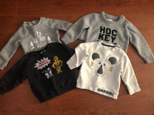 Baby boy clothing (18-24 months) !