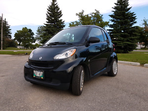 2010 SMART FORTWO LOW KM AND FRESH SAFETY MAKE AN OFFER!