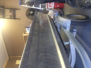 12 ft Prince Craft aluminum boat/motor/trailer for sale. Prince George British Columbia image 8