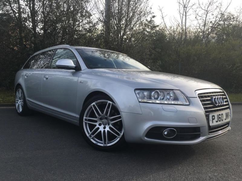 2010 audi a6 avant 2 0 tdi s line special edition multitronic 5dr in bournemouth dorset gumtree. Black Bedroom Furniture Sets. Home Design Ideas