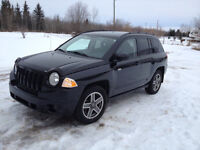 2009 Jeep Compass North Edition SUV, Crossover