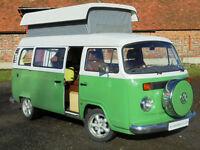 2006 Volkswagen Danbury t2 camper van with SE spec