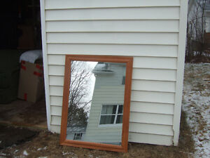 Mirror's 31'' x 39'' only $15  { and much more }