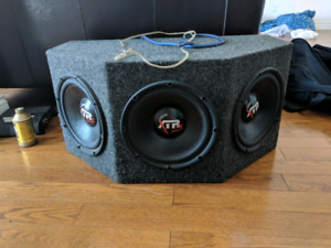 Car subwoofer / Orion Xtr3 15 inches. / 1500w