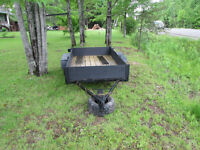 utility trailer for sale want gone 650 obo