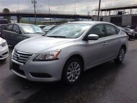 2013 Nissan Sentra 1.8 S only $125 Bi/w payments