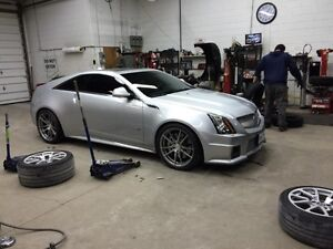 2011 Cadillac CTS V Coupe 680 RWHP