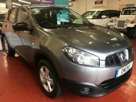 2013 (63) NISSAN QASHQAI 1.6 VISIA IS DCIS/S 5DR